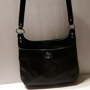 Coach Bags - LOWEST*COACH Penelope Pebbled Leather Hippie Bag